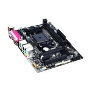 Gigabyte Ultra Durable 4 Plus GA-F2A68HM-DS2 Desktop Motherboard - AMD Chipset - Socket FM2+