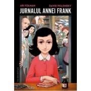 Jurnalul Annei Frank. Adaptare grafica - Ari Folman David Polonsky