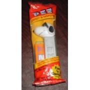 Peanuts Joe Cool Snoopy Pez Dispenser & Candy