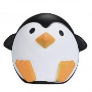 Squishy Antistress Pinguin Gras Parfumat cu Revenire Lenta