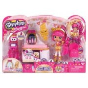 Set Jucarii Shopkins Shoppies Lippy Lulu's Beauty Boutique Playset