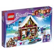 Lego Chalet im Wintersportort 41323