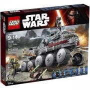 Конструктор Лего Стар Уорс - Турбо танк на клонингите - LEGO Star Wars, 75151