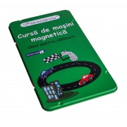 Joc magnetic - Cursa de masini