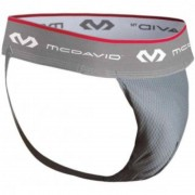 Mcdavid HexMesh supporter met flexcup 3300