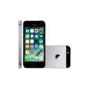 iPhone SE Apple, 32GB, 12MP, 4G, Single Chip, Cinza Espacial