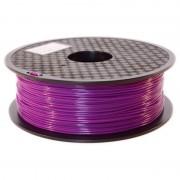 Filament pentru Imprimanta 3D 1.75 mm PLA 1 kg - Mov