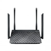 Рутер Asus RT-AC1200, Wireless-AC1200 Dual-Band Router, 802.11ac, 867 Mbps (5GHz), 802.11n, 300 Mbps (2.4GHz), 2.4Ghz/5Ghz,5dBi atenna x 4,USB port for UPnP AV Server, Fast Ethernet port for WAN x 1, LAN x 4,1*USB 2.0