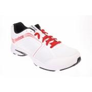 Reebok Hardloopschoenen Tranz Runner RS 2.0 wit rood maat 39