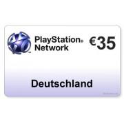 Sony (DE) PlayStation Network PSN Card 35EUR