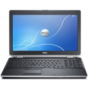 Laptop DELL, LATITUDE E6530, Intel Core i5-3320M, 2.60 GHz, HDD: 320 GB, RAM: 4 GB, unitate optica: DVD, video: Intel HD Graphics 4000