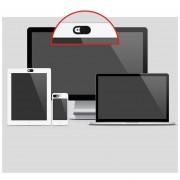 3Pc/Set Ovalados Webcam Obturador Tapa Deslizante De Imán Plástico Tap