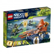 LEGO Nexo Knights, Motocicleta planor a lui Lance 72001