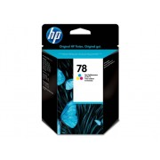 HP Cartucho de tinta HP 78 tricolor original (C6578D)
