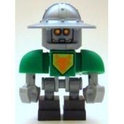 NEX029 Minifigurina LEGO Nexo Knights - Aaron Bot (NEX029)