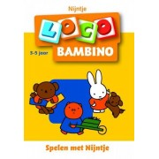 Loco Bambino Loco - Spelen met Nijntje (3-5 jaar)