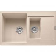 Chiuveta Franke Maris MRG 651-78 Avena 114.0486.725, 780x500mm, 1 ½B ½D, tehnologie Sanitized