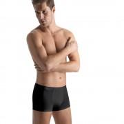Hanro Heren Ondergoed Cotton Sensation Boxer 73065 - Zwart - Size: 48-50