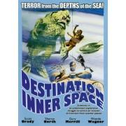 Destination Inner Space [DVD] [1966]