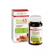 Bios Line Linea Vitamine e Minerali Bio45 Integratore Alimentare 50 Compresse