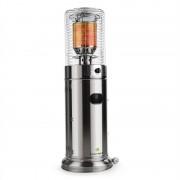 Blumfeldt Heatwave V2A, нагревател за тераси, газ, неръждаема стомана, преносим (GDW10-Heatwave-V2A)