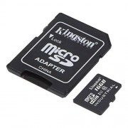 Kingston Tarjeta microSDHC de 16 GB para Apple iPad Air Wi-Fi (16 GB, Certificado por SanFlash (90 MB)