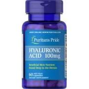 vitanatural Hyaluronic Acid - Ácido Hialurónico 100 Mg 60 Cápsulas