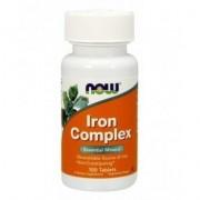 Now Iron Complex készítmény - 100 db kapszula
