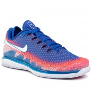 Обувки NIKE - Air Zoom Vapor X Knit AR0496 103 White/White/Game Royal