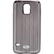 Skin Tellur Samsung Galaxy S5 G900 Dungi Verticale Negru