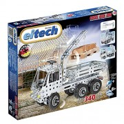Eitech Classic Series Truck with Crane Construction Set
