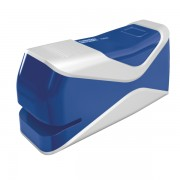 Capsator electric, 10 coli, albastru, Rapid Fixativ Mobile 10BX