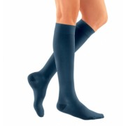 Medi MJ-1 City Compressiekousen Midnight Blauw