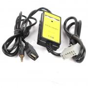 SITAILE Auto USB AUX MP3 muziek cd-speler Adapter machine veranderen voor Mazda 2 3 5 6 MX-5 CX7 RX-8 MPV Interface auto styling kit
