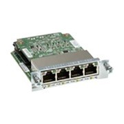 Cisco EHWIC-4ESG-P WAN Interface Card (WIC)