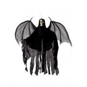 Decor Halloween schelet cu roba
