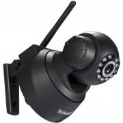 EY Sricam Webcam Camara IP Inalambrica Vision Nocturna 11 LED WiFi Cam M - JPEG Video.