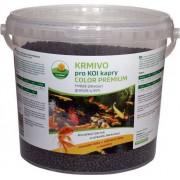 Proxim KOI color premium 2l hnědé plovoucí granule