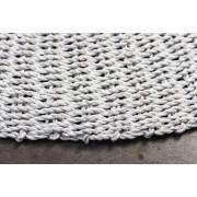 HSM Collection tapis Seff - blanc/couleur naturelle - 120 cm - Leen Bakker