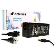 UBatteries Laptop AC Adapter Charger Toshiba Satellite L305D-S5874 L305D-S5881 L305D-S5882 L305D-S58821 L305D-S5889 L305D-S5890 L305D-S5892 L305D-S5893 L305D-S5895 L305D-S5897 - 65W 19V