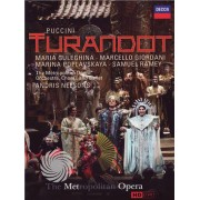 Video Delta Giacomo Puccini - Turandot - DVD