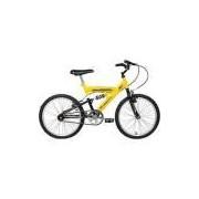 Bicicleta Verden Eagle Masculina Aro 20 - Amarela