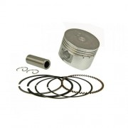KIT PISTON GY6 150 (57.4mm;d=15mm)