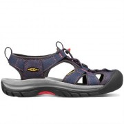 Keen Womens Venice H2 Midnight Navy Hot Coral