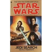 Jedi Search: Star Wars Legends (the Jedi Academy): Volume 1 of the Jedi Academy Trilogy, Paperback