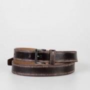 Prada Cintura In Pelle Old Show 25 Mm Autunno-Inverno Art. 77536