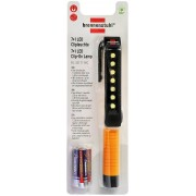 Brennenstuhl latarka inspekcyjna z klipsem długopisowa 7+1 LED 1175990