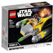 Конструктор Лего Стар Уорс - Naboo Starfighter Microfighter - LEGO Star Wars, 75223