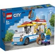 LEGO City Great Vehicles - Furgoneta cu inghetata 60253 (Brand: LEGO)