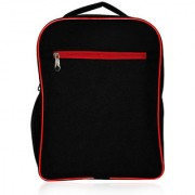Mody Laptop Carry Bag Backpack 14-15-16 Laptops College Black With Red